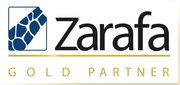 Zarafa Goldpartner Logo